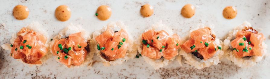 best sushi dubai